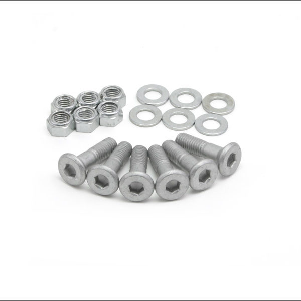 Sprocket Bolts/Nuts set