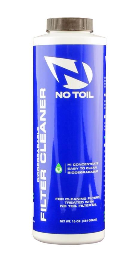 FILTER CLEANER 16OZ